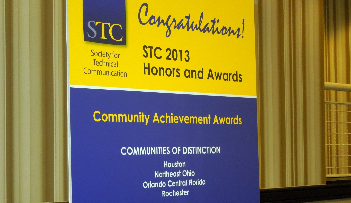 Orlando Central Florida stacks up recognition in member and chapter categories.